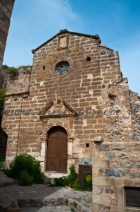 Church in Monemvasia