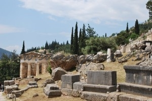 Treasure of Athens and other presents