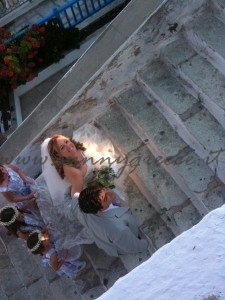 Ursy and Kostas Wedding